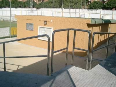 Importante remodelación del Campo de Deportes