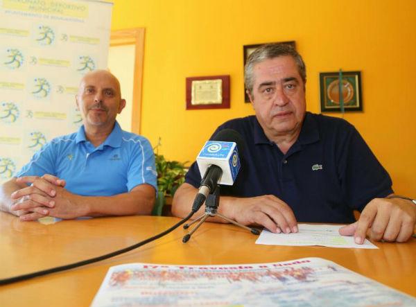 La Playa de Malapesquera acogerá el viernes 15 la XVII Travesía a Nado