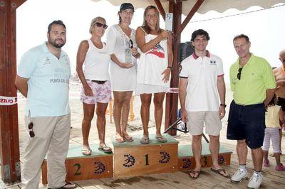 110 Nadadores Participan en la 13º Travesia a Nado