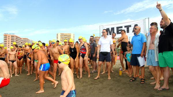 El próximo viernes 11 de julio se celebrará la 15ª edición de la Travesía a Nado Playa Malapesquera