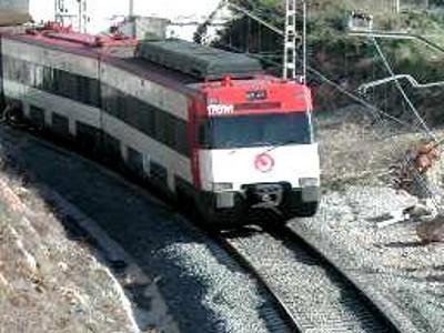 Mejoras en el entorno del tren de cercanías