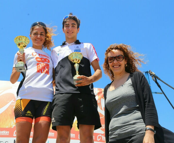 Un total de 320 corredores convierten Puerto Deportivo de Benalmádena en el ...