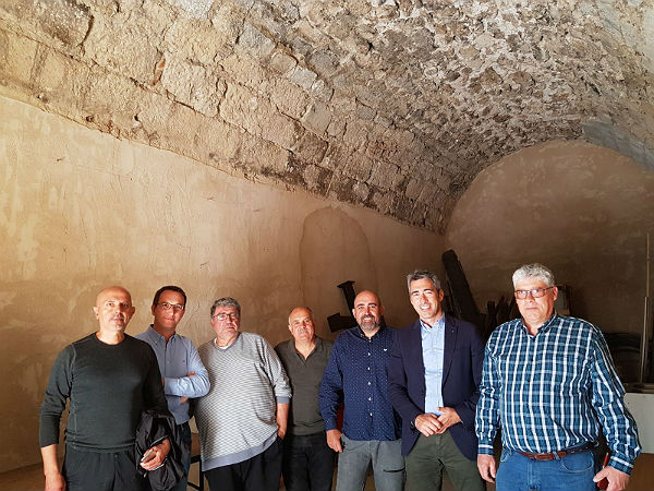 Benalmádena proyecta la conversión del Edificio de la Tribuna en un Punto de Información Turística
