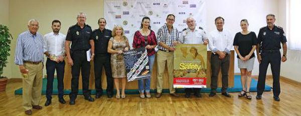 Benalmádena activa la campaña 'Turismo Seguro' para garantizar la seguridad en zonas comerciales, hoteleras y de ocio