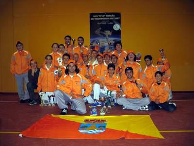 Nuevo éxito del Club de Taekwon-Do de Benalmádena