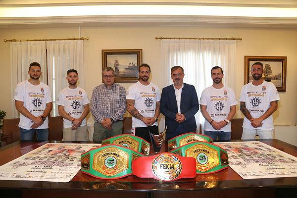 El Polideportivo de Arroyo de la Miel acogerá el sábado 16 El Gran Slam de Kickboxing K9 Costa del Sol 'Los Intocables'