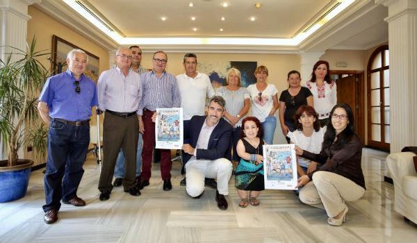 El Recinto Ferial de Arroyo de la Miel acogerá el sábado 3 de junio la Verbenavoi