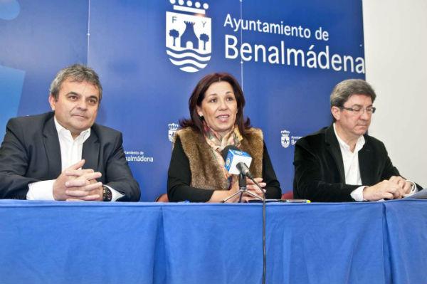 Más de medio centenar de mayores y residentes foráneos participarán en un viaje a la Diputación de Málaga.