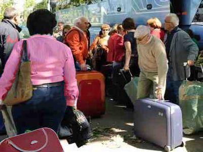 Amplio programa de viajes para los mayores de Benalmádena