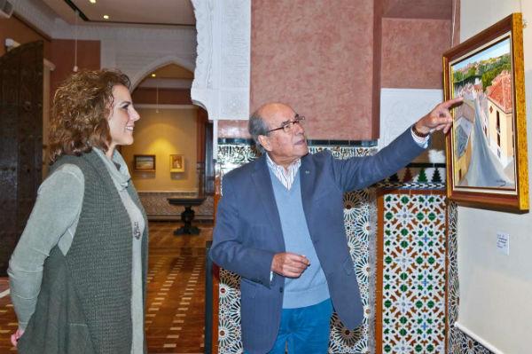 El Castillo El Bil - Bil acoge la exposición de José María Rodenas