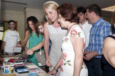 La Regidora Comparte el Fin de Temporada del Centro Municipal Ocupacional con los Profesores y Usuarios.