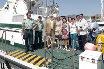 El Suddelegado del Gobierno Impulsará la Creación de una Comisaría Propia en Benalmádena.