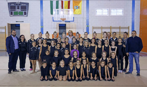 El Club Benalrítmica participa en el XVII Torneo Nacional de Conjuntos Ciudad de Córdoba y Campeonatos de Andalucía