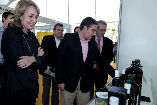 Arranca con gran expectación la I Feria del Aceite de Oliva de la Costa del Sol 'AoveSol'