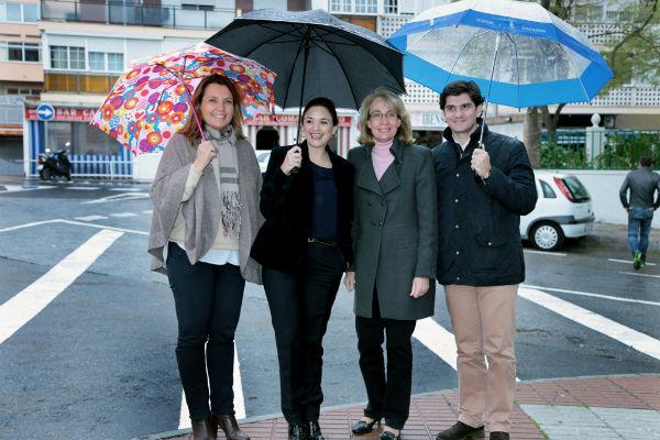 La Delegación de Vías y Obras concluye el proyecto de asfaltado y señalización de la avenida de Bonanza