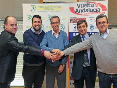 La vuelta ciclista a Andalucía regresa a Benalmádena