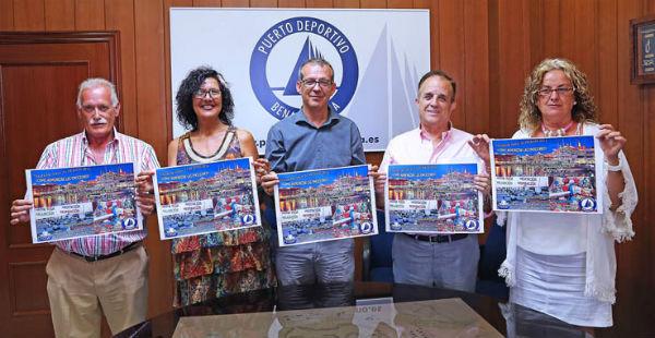 La Asociación Sabhassana y el Puerto Deportivo organizan un taller de yoga a beneficio de la Asociación Comedor Social