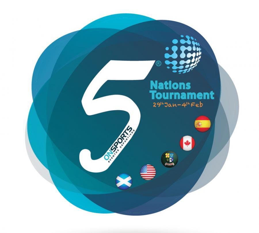 TORNEO 5 NACIONES DE HOCKEY
