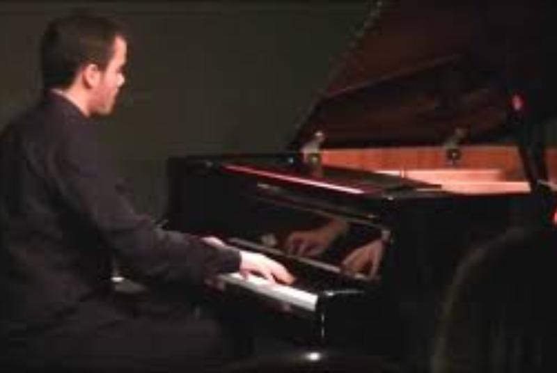CONCIERTO DE PIANO DE DAVID MOGABURO