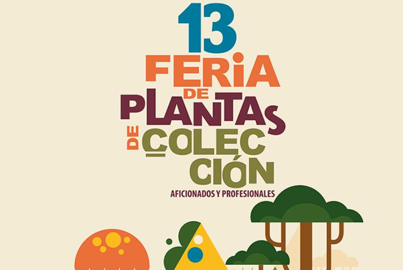 XIII FERIA DE PLANTAS DE COLECCIÓN