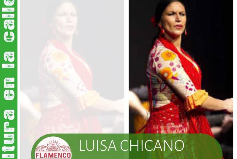 FLAMENCO: LUISA CHICANO Y SU CUADRO FLAMENCO.