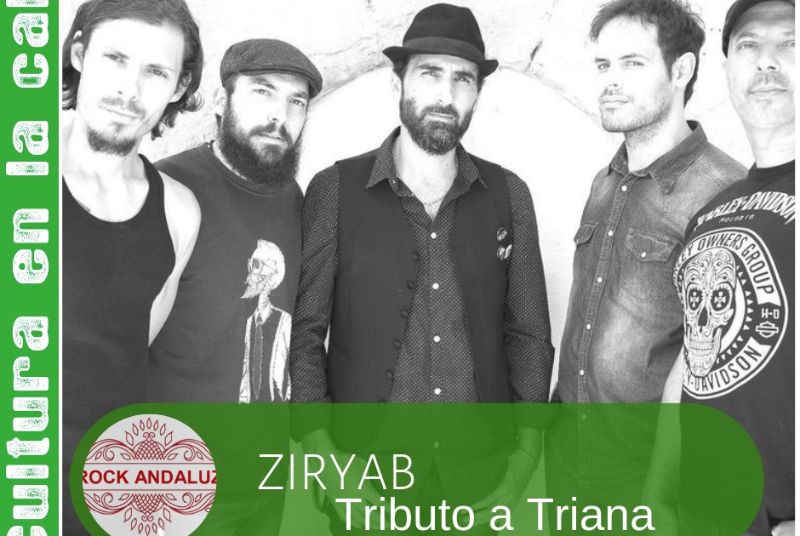 ROCK ANDALUZ: ZIRYAB. TRIBUTO A TRIANA.