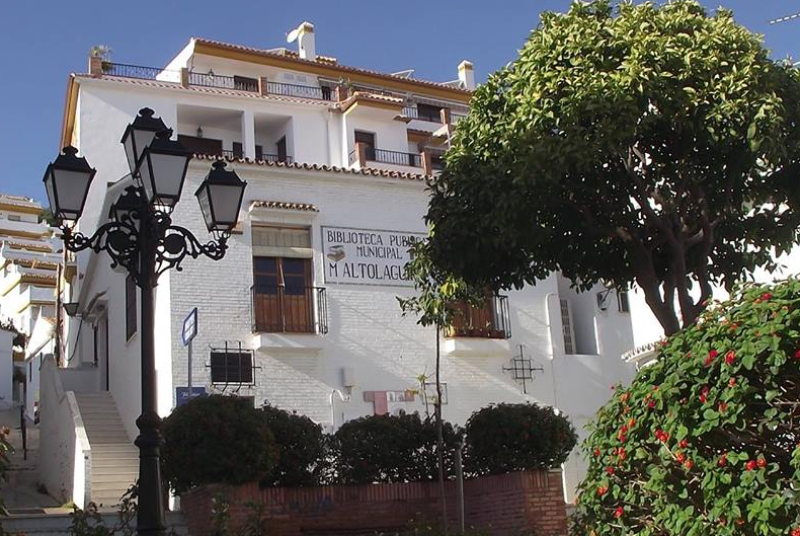 SPANISH BOOK CLUB, COORDINATED BY ANA GARCÍA PALOMO
