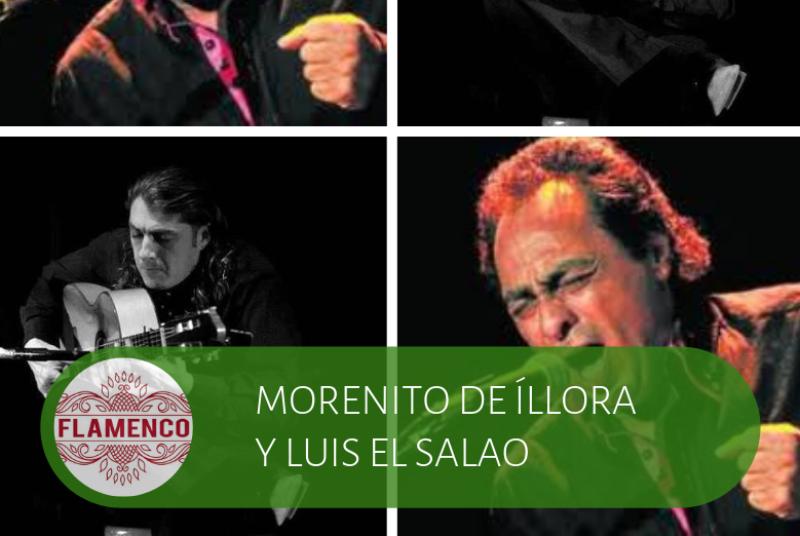FLAMENCO: MORENITO DE ÍLLORA CON LUIS EL SALAO