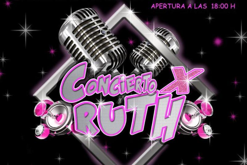 CONCIERTO SOLIDARIO POR RUTH