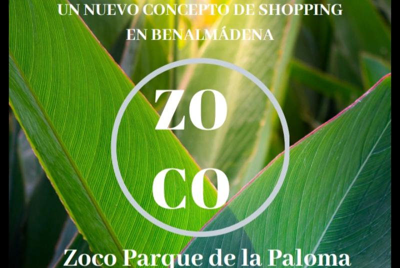 ZOCO PARQUE DE LA PALOMA