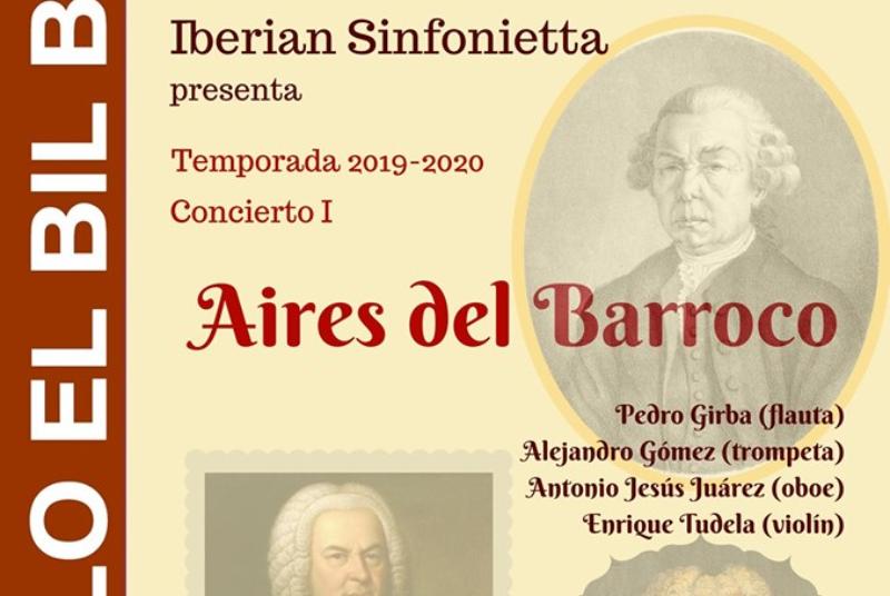 CONCIERTO: AIRES DEL BARROCO