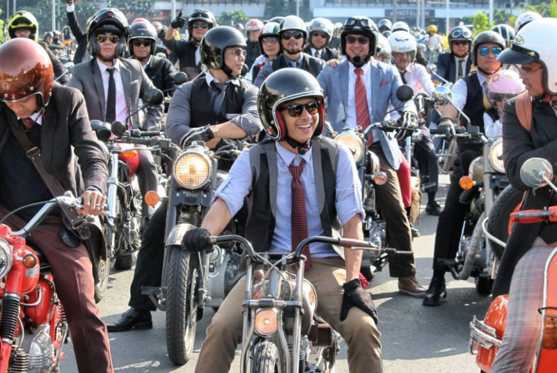 DISTINGUISHED GENTLEMAN'S RIDE 2019. COSTA DEL SOL - MÁLAGA