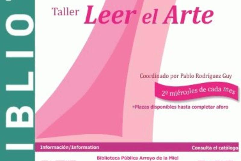 LEER EL ARTE, COORDINADO POR PABLO RODRÍGUEZ GUY