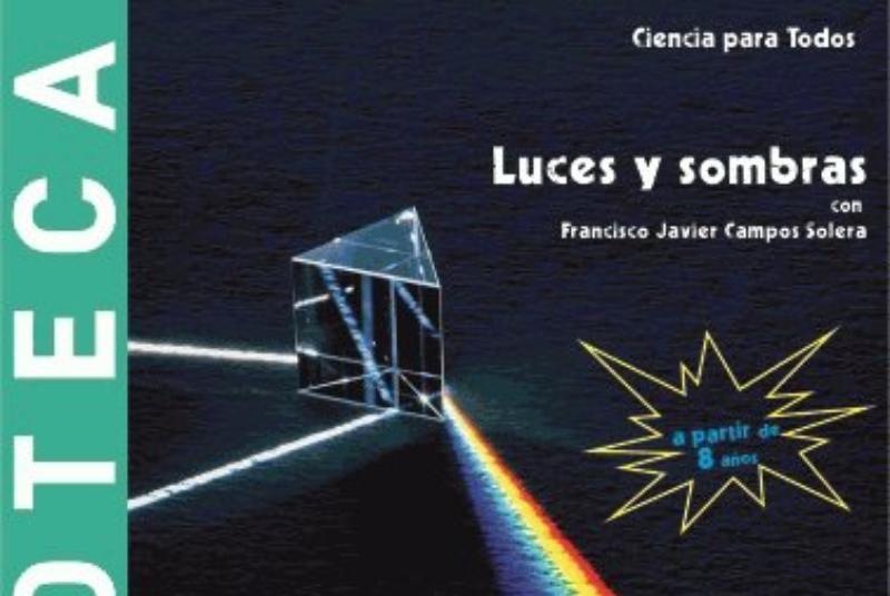 """CIENCIA PARA TODOS 'LUCES Y SOMBRAS"""" CON EL PROFESOR FRANCISCO JAVIER CAMPOS SOLERA, LICENCIADO EN QUÍMICA."""