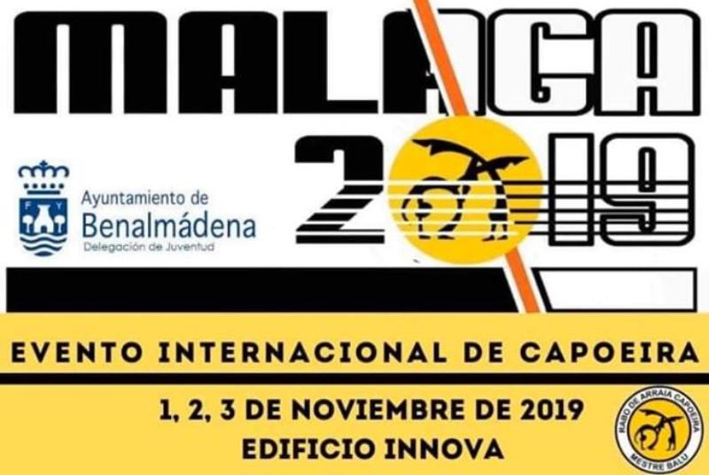 EVENTO INTERNACIONAL DE CAPOEIRA