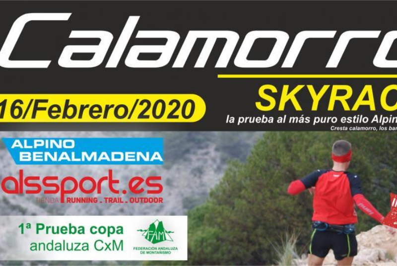 CALAMORRO SKYRACE 2020