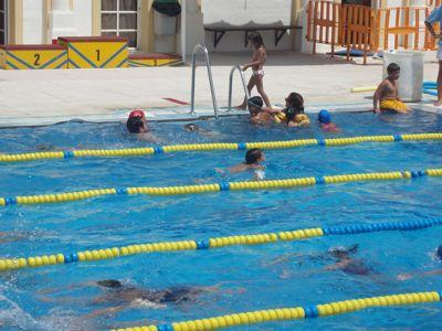 XII horas de natación (23ª edición)