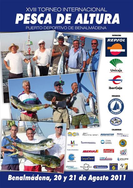 XVIII Torneo Internacional Pesca de Altura