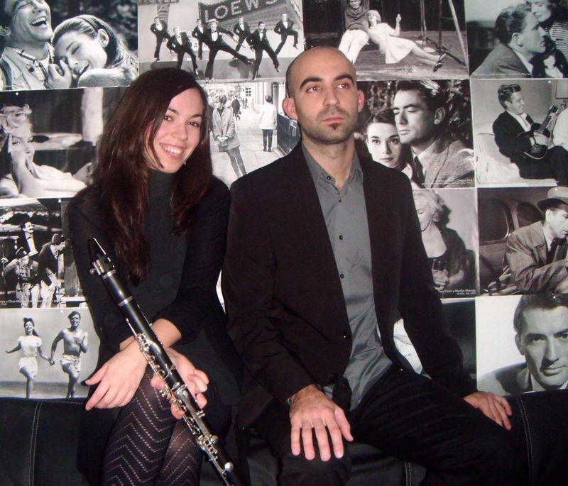 'A Corda' Dúo Clarinete y Violin