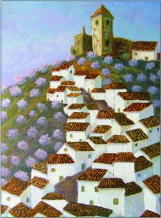 Exposición de Amelia Barros Aguilera