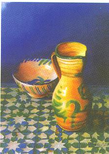 Exposición de Antonio Hidalgo Martín