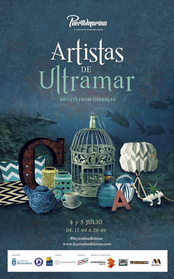 Artistas de Ultramar / Artists from Overseas
