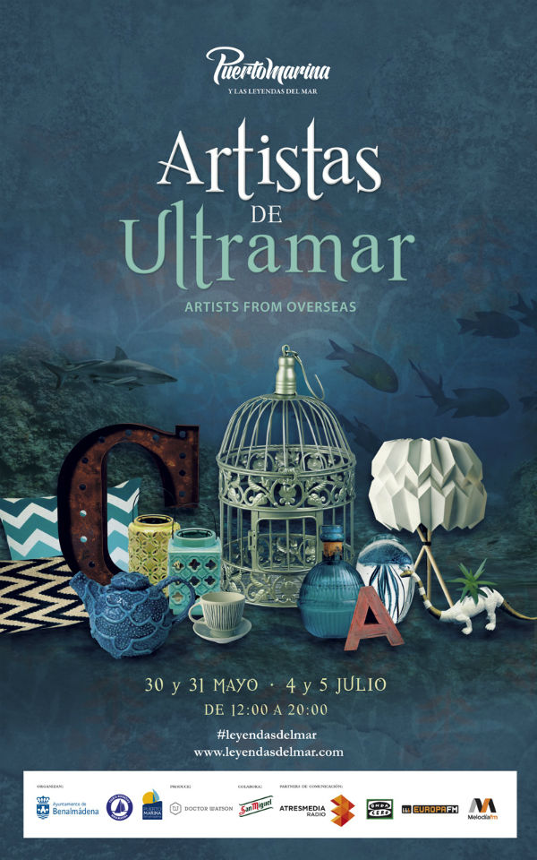 Artistas de Ultramar / Artists from Overseas