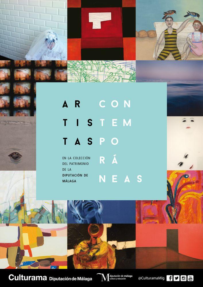 Artistas Contemporáneas en la Colección del Patrimonio de la Diputación de ...