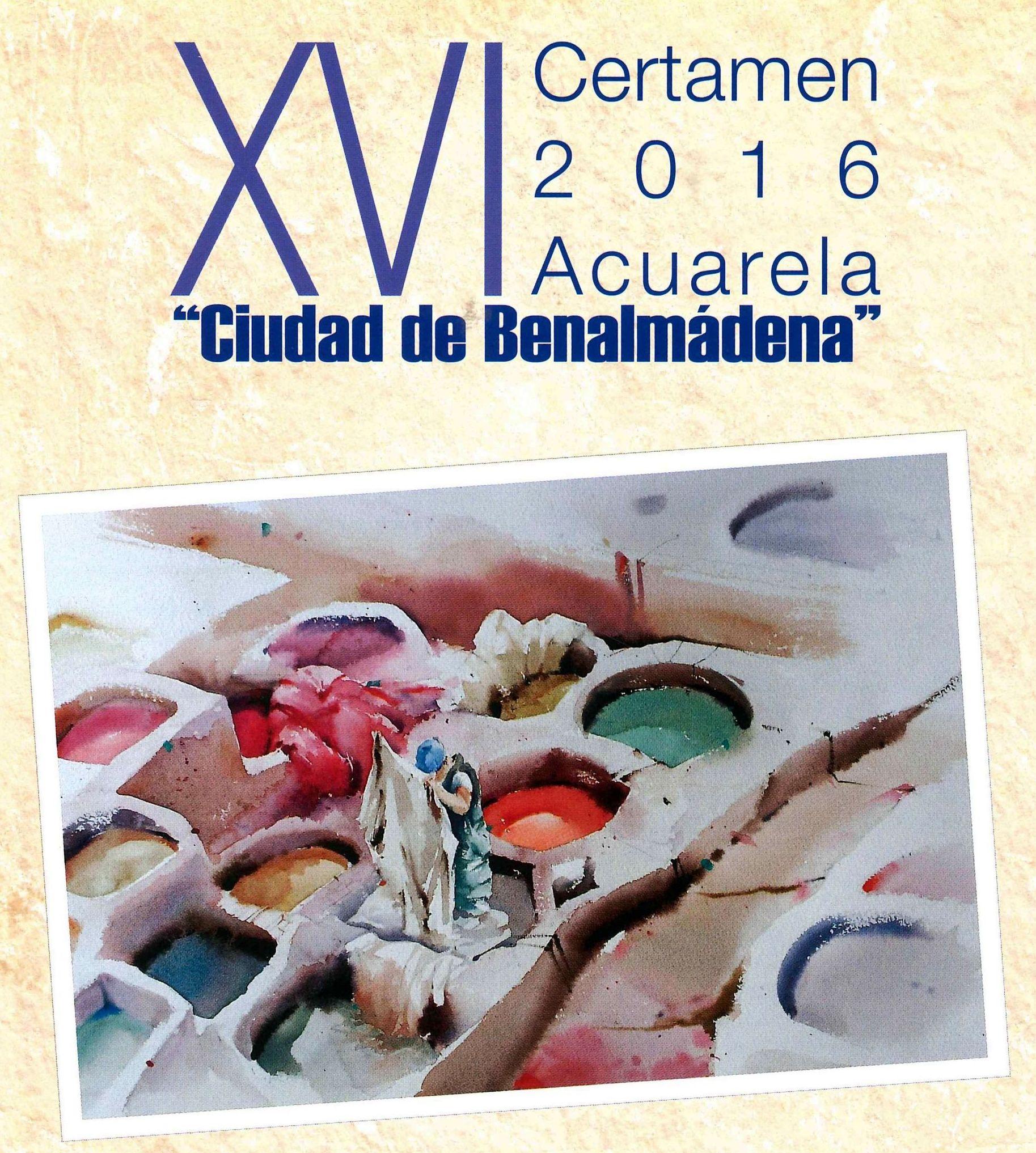 XVI Certamen de Acuarela 'Ciudad de Benalmádena'