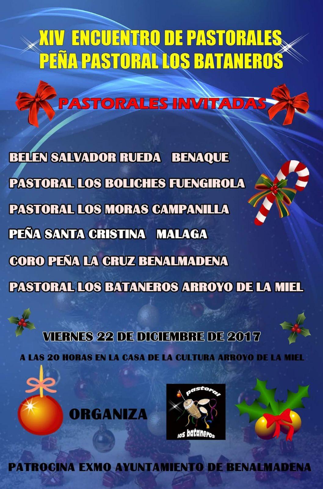 XIV Encuentro de Pastorales de la Peña pastoral 'Los Bataneros'