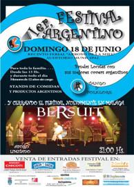 1er. Festival Argentino