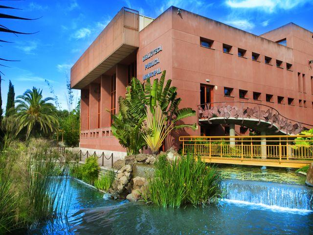 Tardes de Biblioteca en el Parque de la Paloma