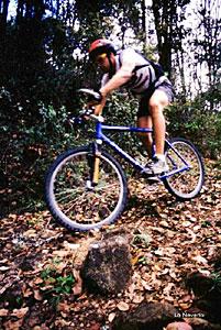 Deporte Natural, bicicleta de montaña/piragua