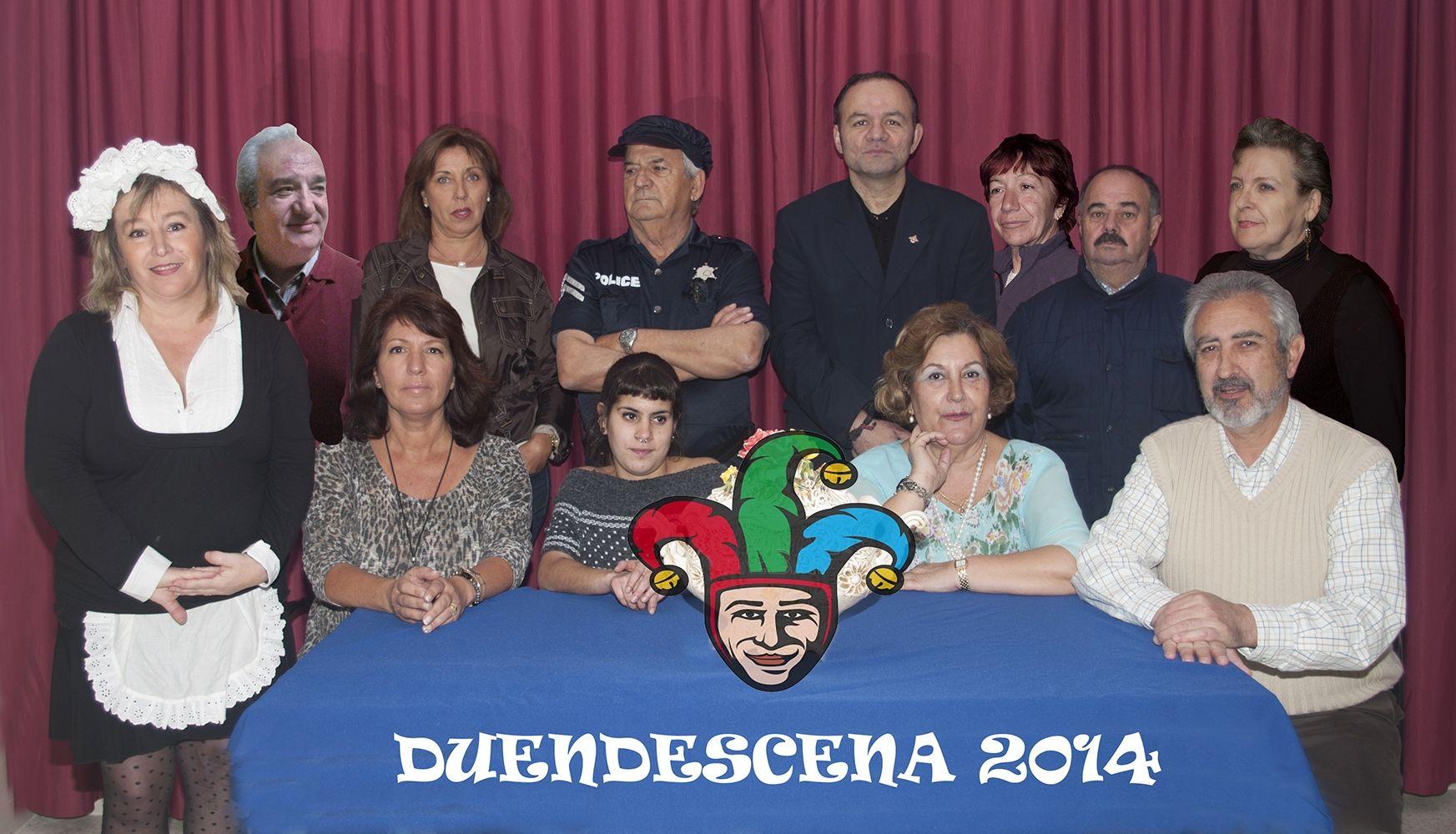 XXII Muestra de Teatro de Centros Docentes: Asociación Cultural Duendescena 'Breve-rías'